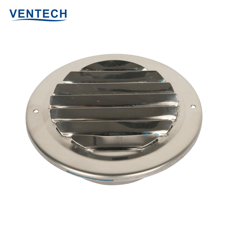 Ventech wall louver vent series for long corridors-1