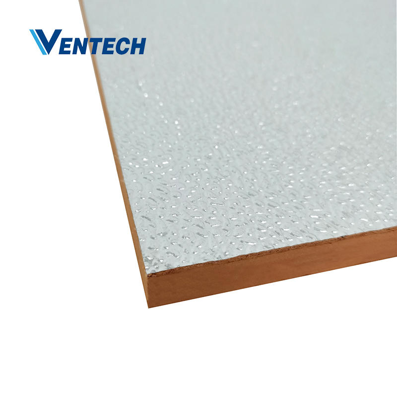 20mm Phenolic air duct panel for HVAC system