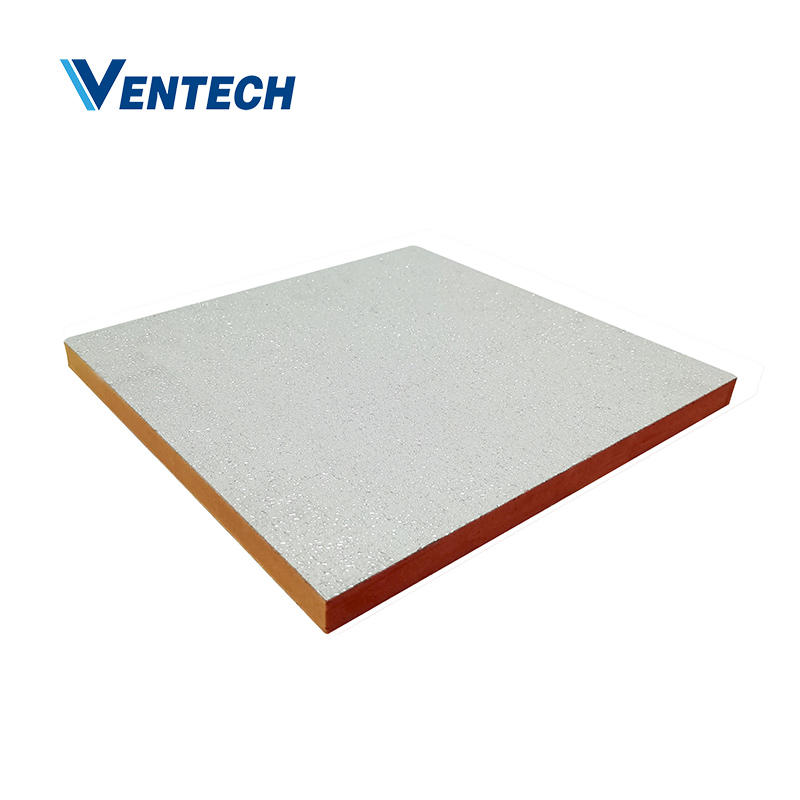 Phenolic Pre-insulated Duct Panel 30mm for HVAC air duct
