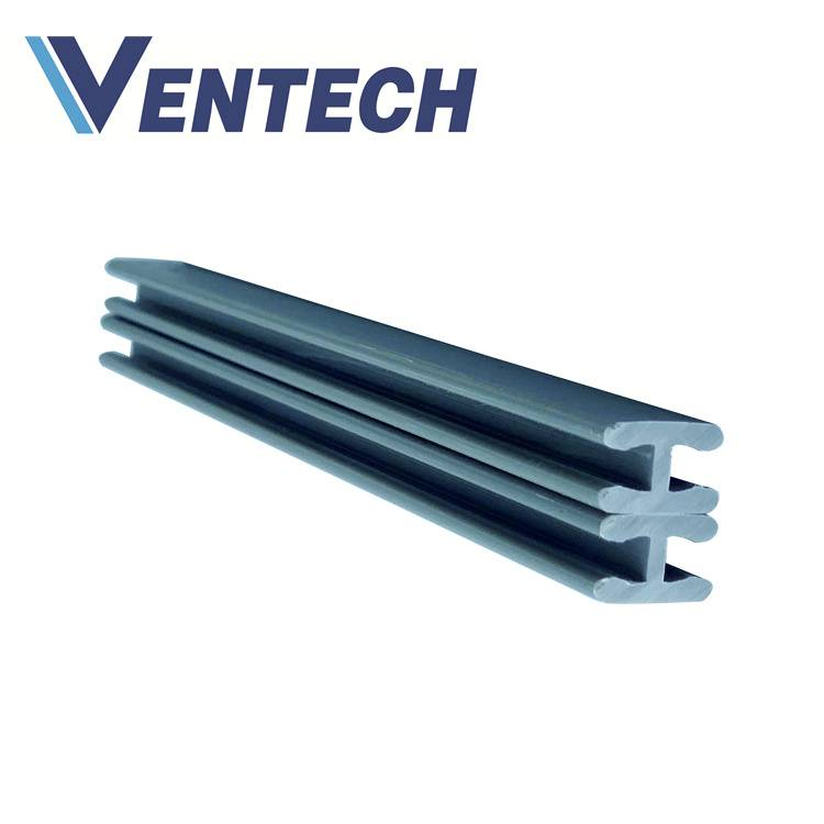 PVC H Bayonet for Hvac Pre-insulated air ducting system