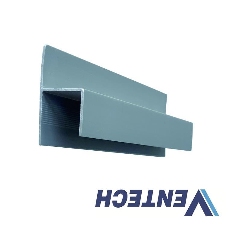 PVC h Section Bar for HVAC system Phenolic air ducting