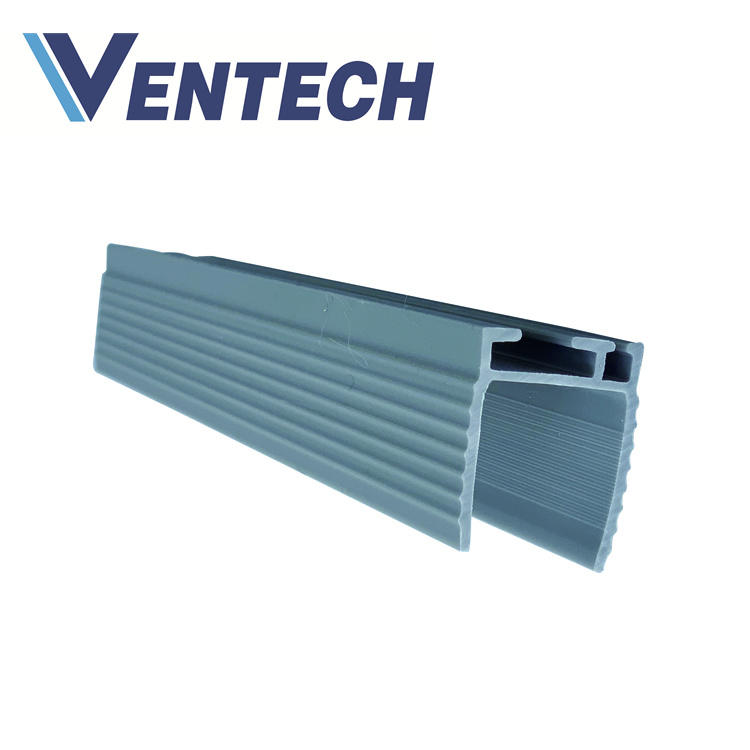 PVC Invisible Flange Joint for Phenolic pre-insulated air duct