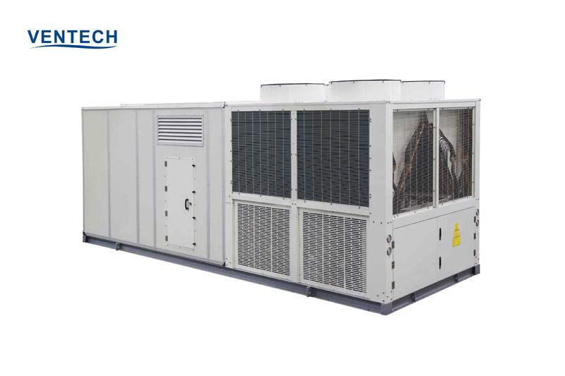 Solar Rooftop Packaged Central Air Conditioning Unit