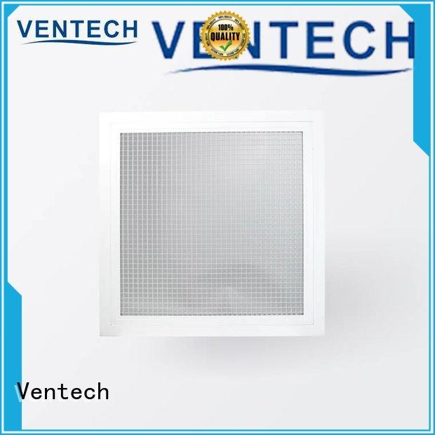 Ventech return register grille supply for air conditioning